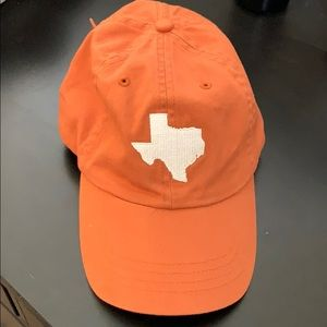 Orange Texas ball cap 🌵